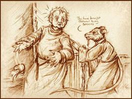 Rat to Rat by GalacticDustBunnies