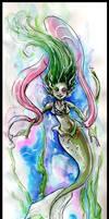 Mermaid by GalacticDustBunnies