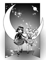 Friends by GalacticDustBunnies