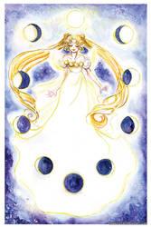 Moon Princess by GalacticDustBunnies