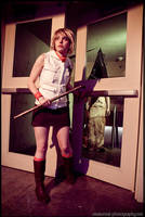 Heather Mason Silent hill 3 by Laurentea