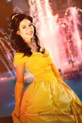 Belle: Be our guest by Laurentea
