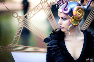 Sorceress Edea Final Fantasy VIII by Laurentea