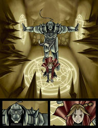 Full Metal Alchemist by TillWolfster