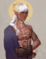 King!Fenris by reborn-gp