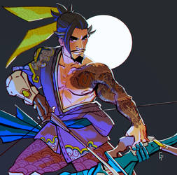 Hanzo by reborn-gp