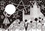 Moon Thief by missmagicgirl