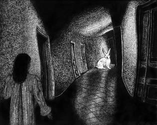 Follow The White Rabbit by missmagicgirl