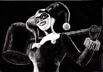 Harley Quinn by missmagicgirl