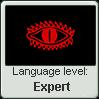 Black Speech language level Expert by TheFlagandAnthemGuy