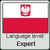 Polish language level EXPERT by TheFlagandAnthemGuy