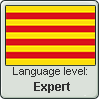 Catalan language level EXPERT by TheFlagandAnthemGuy