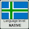 Scottish Gaelic language level NATIVE by TheFlagandAnthemGuy