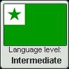 Esperanto language level INTERMEDIATE by TheFlagandAnthemGuy
