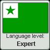 Esperanto language level EXPERT by TheFlagandAnthemGuy