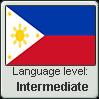 Filipino language level INTERMEDIATE by TheFlagandAnthemGuy