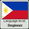 Filipino language level BEGINNER by TheFlagandAnthemGuy