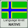 Veps language level NATIVE by TheFlagandAnthemGuy