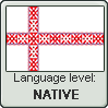 Seto language level NATIVE by TheFlagandAnthemGuy