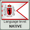 Samogitian language level NATIVE by TheFlagandAnthemGuy