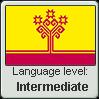 Chuvash language level INTERMEDIATE by TheFlagandAnthemGuy