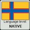 Ingrian language level NATIVE by TheFlagandAnthemGuy