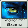 Na'vi language level SKXAWNG by TheFlagandAnthemGuy