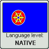 Kven language level NATIVE by TheFlagandAnthemGuy