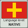 Anconitan dialect level NATIVE by TheFlagandAnthemGuy