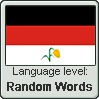 Kunama language level RANDOM WORDS by TheFlagandAnthemGuy