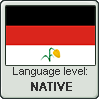 Kunama language level NATIVE by TheFlagandAnthemGuy