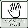 Vulcanian language level EXPERT by TheFlagandAnthemGuy