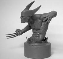 Wolverine side 2 by AlfredParedes