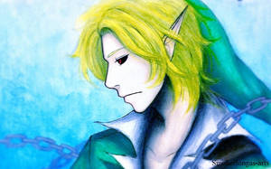 Creepypasta: Ben Drowned by Smokertongas-arts