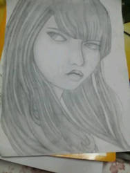 black and white by nikkyhusada