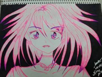 pink is love...OC by nikkyhusada