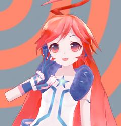 Miki Icon thingy by EliXSora4Evr