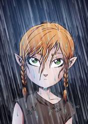 Old Rain by kennydalman