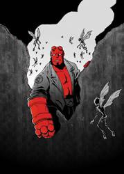 Red by kennydalman