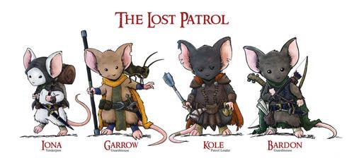 The Lost Patrol by kennydalman