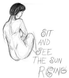 Sit and see by GuadaLucero