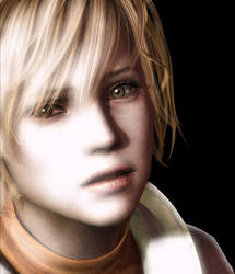 silent hill 3 by jammi47