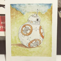 BB-8 by lucascvlcnt