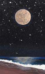Full Mercury by Axel-Astro-Art