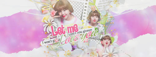 [ 170614 ] Let me love you By Chii by NatsukiYurika1209