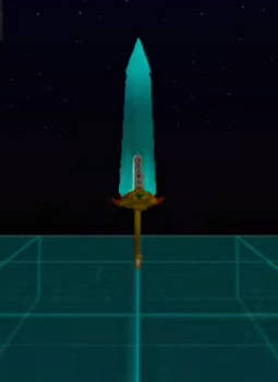 King's Field II Moonlight Sword by McOuchies