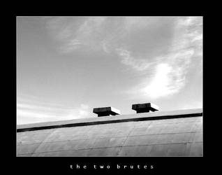 The Two Brutes by esoteric663