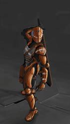 Swordsman by Schism-Walker