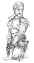 Major Sharte by Knightwatch