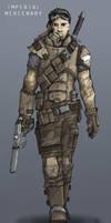 AFF - Imperial Mercenary by Knightwatch